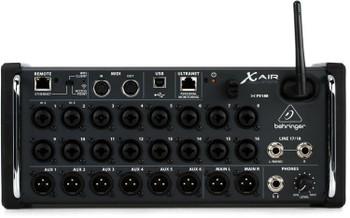 Behringer X Air XR18 Tablet-controlled Digital Mixer