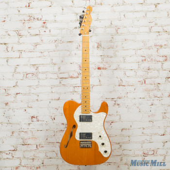 Fender Vintera '70s Tele Thinline Aged Natural x8085