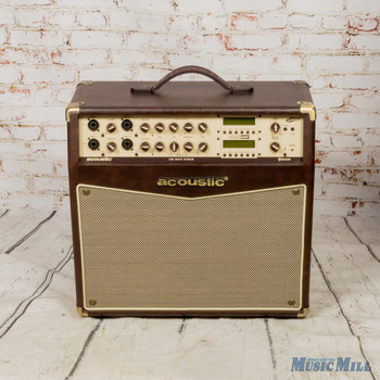 Acoustic A1000 100W Stereo Acoustic Guitar Combo Amp (USED)