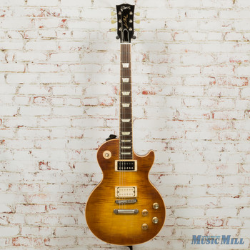2007 Gibson Les Paul Standard Faded Honey Burst Krokus w/Upgrades and HSC (USED)