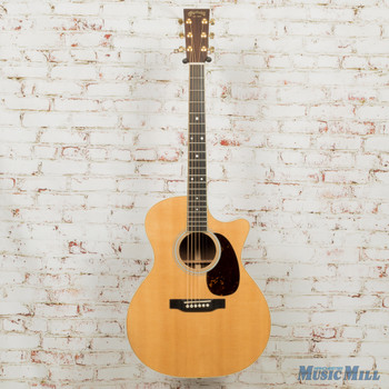 2016 Martin GP Custom Spruce/Rosewood Acoustic-Electric w/OHSC (USED)
