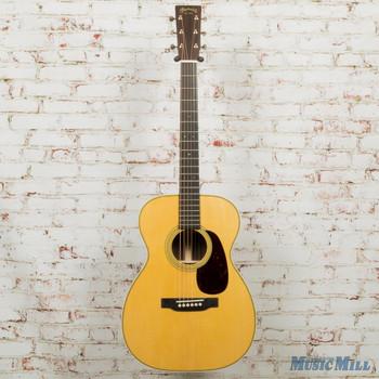 2019 Martin Martin 00-28 Acoustic Guitar Natural x9292
