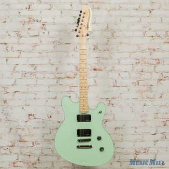 Squier Contemporary Active Starcaster Surf Pearl Metallic x7449