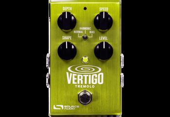 Source Audio One Series Vertigo Tremolo