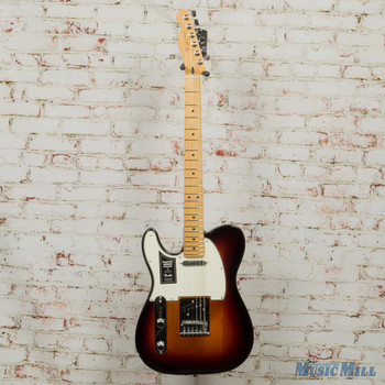 2018 Fender Player Telecaster Left-Handed Electric Guitar 3-Color Sunburst DEMO mx18194362
