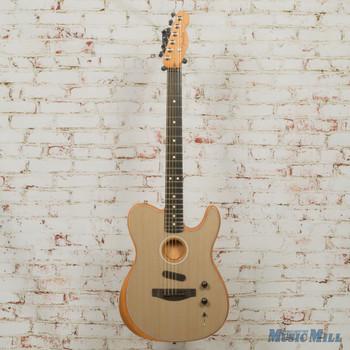 Fender Acoustasonic Telecaster - Translucent Sonic Grey x6808