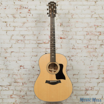 Taylor 317e Grand Pacific with V-Class Bracing - Natural x9117