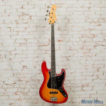 Fender Rarities Flame Ash Top Jazz Bass x7348