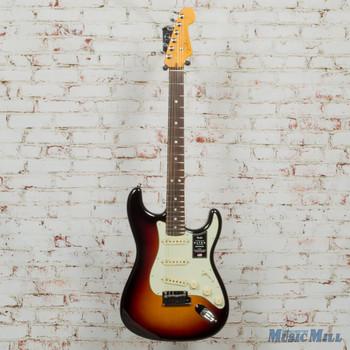 Fender American Ultra Stratocaster Rosewood Fretboard Ultraburst x6760