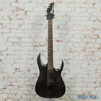 2016 Ibanez RGAT62 Electric Guitar Black x3902 (USED)