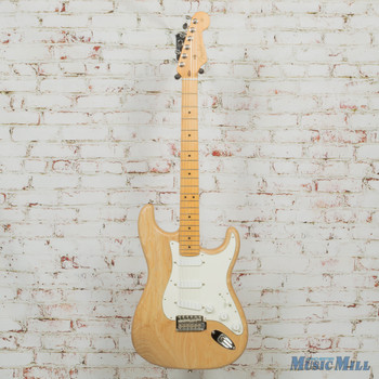 2017 Fender Limited Edition RAW American Special Ash Stratocaster Natural (USED)