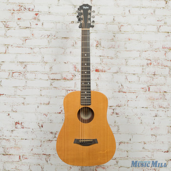 1998 Taylor 305 Baby Acoustic Guitar Natural x3041 (USED)