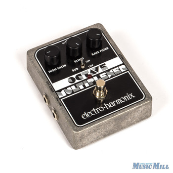 Electro-Harmonix XO Octave Multiplexer Guitar Effects Pedal (USED)