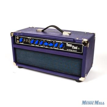 Sebago Texas Flood Guitar Amp Head Purple (USED)