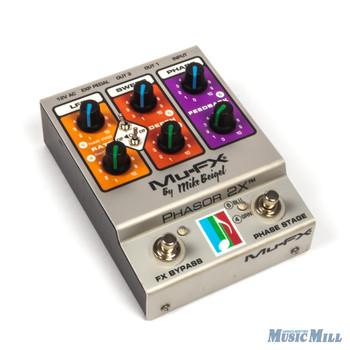 MU-FX Beigel Sound Phasor 2x Pedal (USED)