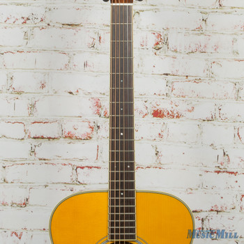 Yamaha FS-TA TransAcoustic Concert Acoustic Electric (USED)