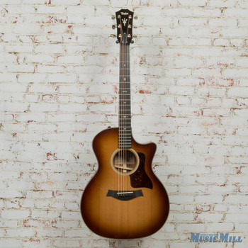 Taylor 514ce-LTD Fall Acoustic Electric Guitar Koa/Western Red Cedar Shaded Edgeburst x9005
