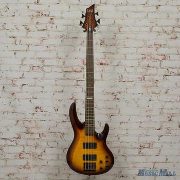 LTD by ESP B304 4-String Electric Bass Sunburst x6262 (USED)