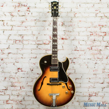 1957 Gibson ES-175D Hollowbody Archtop Sunburst w/ OHSC (USED)
