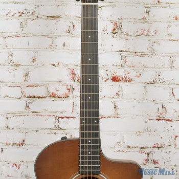 2019 Taylor 114ce-SB Acoustic Electric Sunburst x9543 (USED)