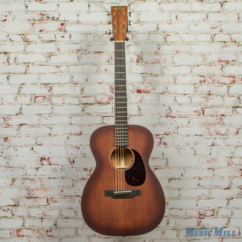 2018 Martin 00-15E Retro Acoustic Electric Guitar Natural x3115