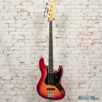 Fender Rarities Flame Ash Top Jazz Bass x7846 (USED)