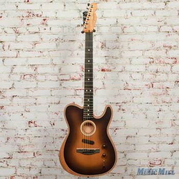 Fender American Acoustasonic Telecaster Sunburst x5997
