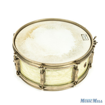 """1940's WFL Buddy Rich Super Classic Snare 14"""" x 5.5"""" (USED)"""