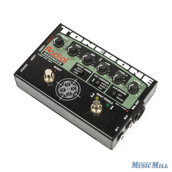 Radial Tonebone Basstone Bass Preamp Pedal x7718 (USED)