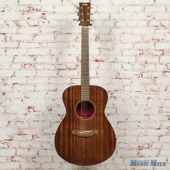 Yamaha STORIA III Concert Acoustic Chocolate Brown w/Passive Undersaddle Pickup x1596