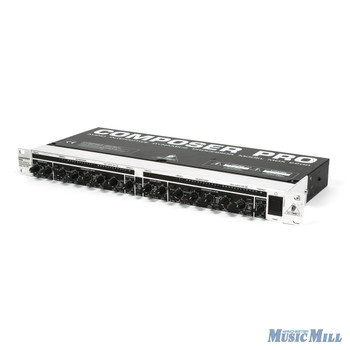 Behringer MDX2200 Composer Pro Compressor/Limiter x1005 (USED)