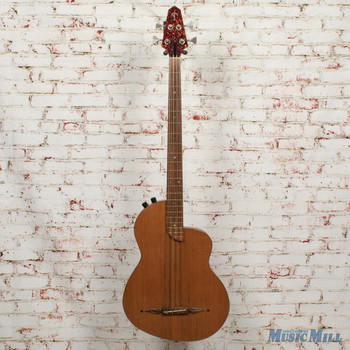 Rick Turner Renaissance Fretless 4 String Bass Guitar w/OHSC (USED)