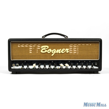 Bogner Ecstasy Classic 101B w/Cover and Footswitch (USED)