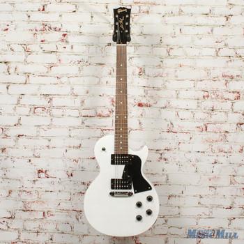 Gibson Les Paul Special Tribute Humbucker - Worn White x0149 + FREE HOODED SWEATSHIRT