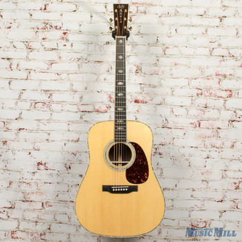 2019 Martin D-41 Acoustic Guitar Natural x7452