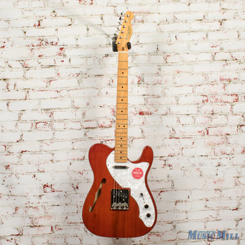 Squier Classic Vibe '60s Telecaster Thinline - Natural Guitar x6714