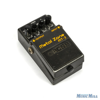 Boss MT2 Metal Zone Pedal x1275 (USED)