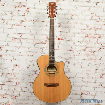 Sigma TB-1N Acoustic Electric Guitar Natural x1567 (USED)