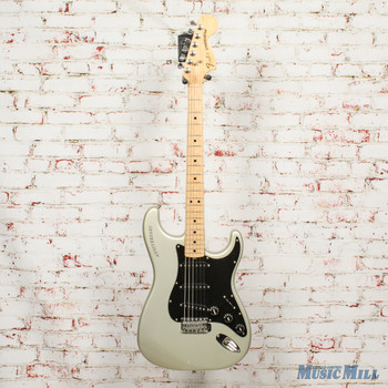 1979 Fender 25th Anniversary Stratocaster Silver x0058 (USED)