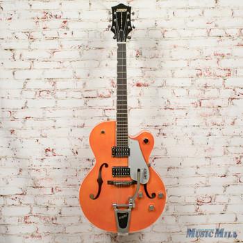 2008 Gretsch G5120 Electromatic Hollow Body Electric Guitar Orange x3305 (USED)