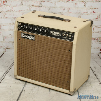 Mesa Mark I Guitar Combo Amp Tan x4739 (USED)