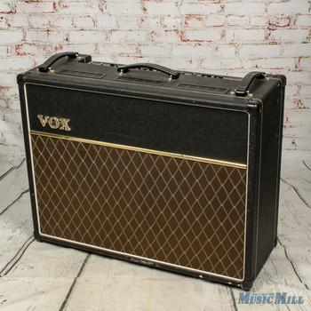 Vox AC30C2 2x12 30W Tube Guitar Combo Amp x0882 (USED)