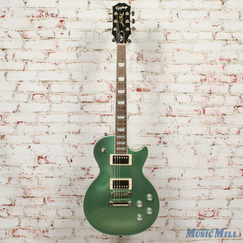 Epiphone Les Paul Muse - Wanderlust Green Metallic