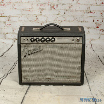 1966 Fender Vibrochamp Combo Amplifier (USED)