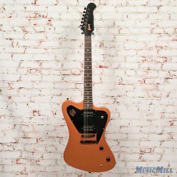 2016 Gibson Non-Reverse Firebird Copper w/Bag x5933 (USED)