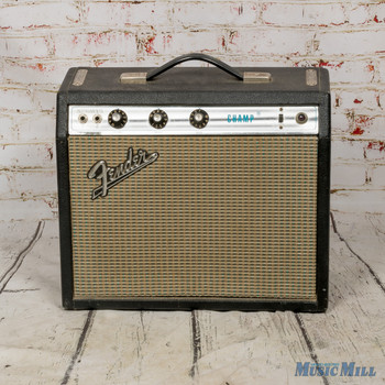 Vintage 1970s Fender Silverface Champ x3995 (USED)
