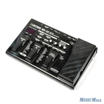 Boss ME-25 Multi Effects Pedal x0155 (USED)