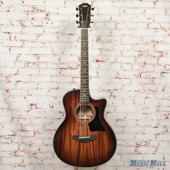 2019 Taylor 326ce Baritone-6 Blackwood - Mahogany x9093