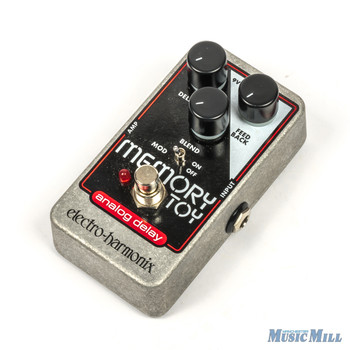 Electro-Harmonix Memory Toy Analog Delay Pedal with Modulation x0509 (USED)