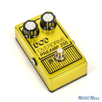 DoD 250 Overdrive Preamp 250 Guitar Effect Pedal x5830 (USED)